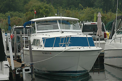 1979 Chris Craft Catalina 280 Express Cruiser