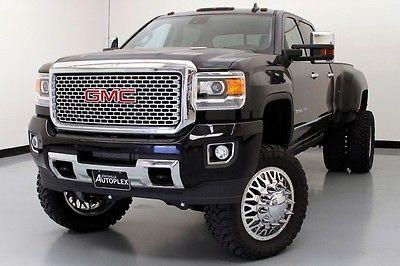 GMC : Sierra 3500 Denali 7 Inch FTS Lift 22 Inch American Force Wheels 15 gmc 3500 hd denali 7 inch fts lift 22 inch american force wheels
