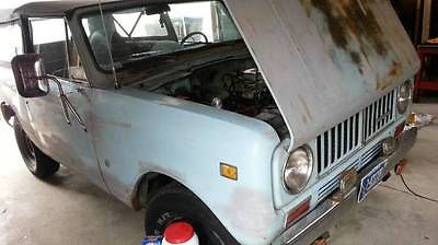 International Harvester : Scout Scout II Automatic 345 V8 4x4