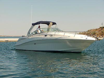 Sea Ray 340 Sundancer Express Cruiser Twin 8.1L V-Drives Freshwater Use Arizona