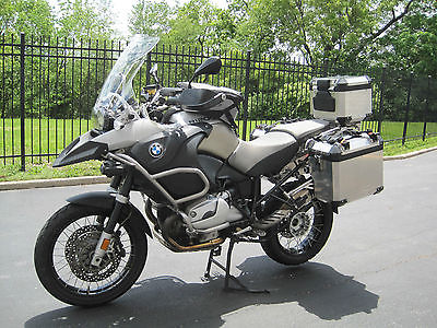 BMW : R-Series R1200 GS Adventure, ABS, Panniers-Great condition