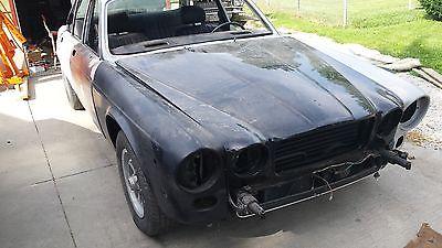 Jaguar : XJ6 xj6 1984 jaguar xj 6 project with parts car
