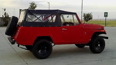 Jeep : Commando Commando 1971 jeep commando 4 x 4 v 6 no rust very nice