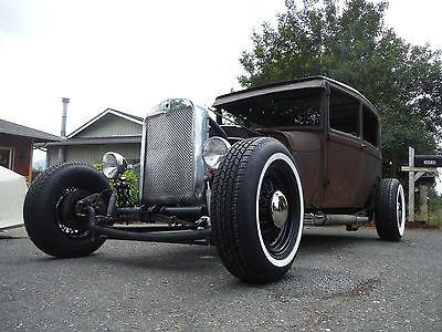 Ford : Model A 1929 ford model a sedan
