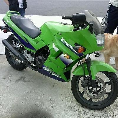 Kawasaki : Ninja Kawasaki Ninja 250cc