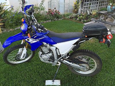 Dual sport 250 yamaha motorcycles for sale for Yamaha dual sport bike