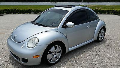 Volkswagen : Beetle-New Turbo S 1.8T 2003 volkswagen beetle turbo s mint low miles