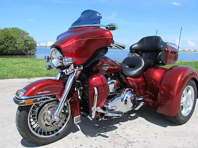 Harley Davidson Ultra Classic Champion Trike Motorcycles for