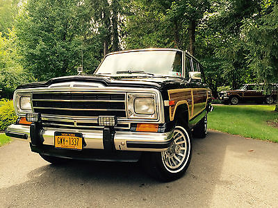 1988 jeep grand wagoneer cars for sale smartmotorguide com