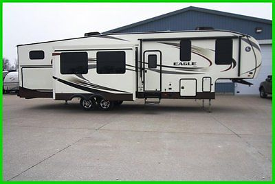 2015 Jayco Eagle 325BHQS New camper trailer 4 slides bunkhouse 2 year warranty