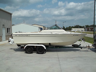 1974 Slickcraft SS206 Classic Runabout