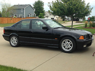 BMW : 3-Series i Sedan 1998 bmw 328 i sedan e 36