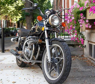 Suzuki : GS 1981 suzuki gs 550 t motorcycle