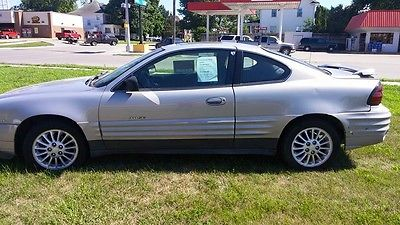 Pontiac : Grand Am SE Coupe 2-Door 2000 pontiac grand am se coupe 2 door 3.4 l