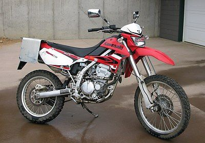 Kawasaki : KLX KLX250S 330cc kit and cams 2009