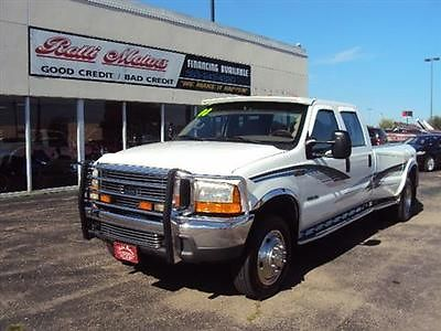 Ford : F-450 Lariat Cab & Chassis 4-Door 2000 ford f 450 super duty lariat cab chassis 4 door 7.3 l