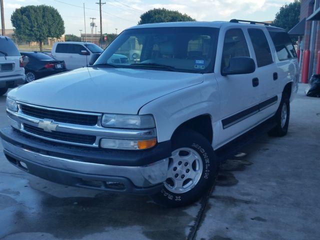 Chevrolet : Suburban 1500 4dr SUV 1500 4 dr suv air conditioning power windows power locks power steering am fm cd
