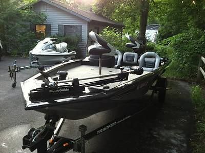 Bass Tracker Pro 18 Boats for sale