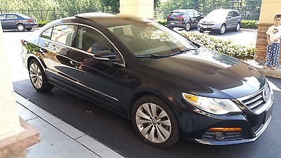 Volkswagen : Passat Cc Volkswagen CC black on black great for uber