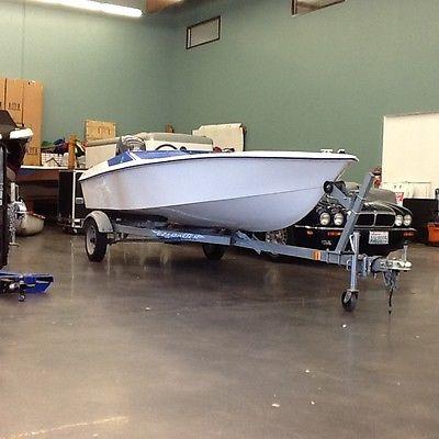 St Martin Power Boats F-15