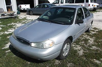 Ford : Contour 2000 Ford Contour SE Sedan  2.0L Compressed Natura 2000 ford contour se sedan 2.0 l compressed natural gas drives good low reserve