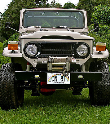Toyota : FJ Cruiser base model 2-door 1976 toyota land cruiser fj 40