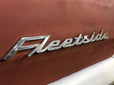 Chevrolet : C-10 SWB 1959 apache fleetside swb rare hot rat rod patina