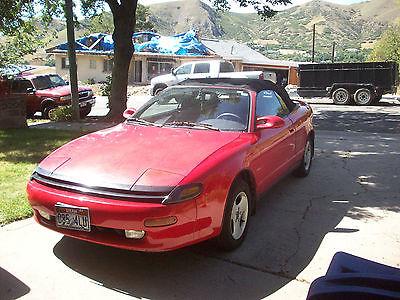 Toyota : Celica GT Convertible 2-Door Low Mileage 1991 Toyota Celica Convertible