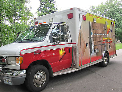Ford : F-350 Base Cab & Chassis 2-Door 1997 ford e 350 ambulance fully equipped for use as a construction vehicle
