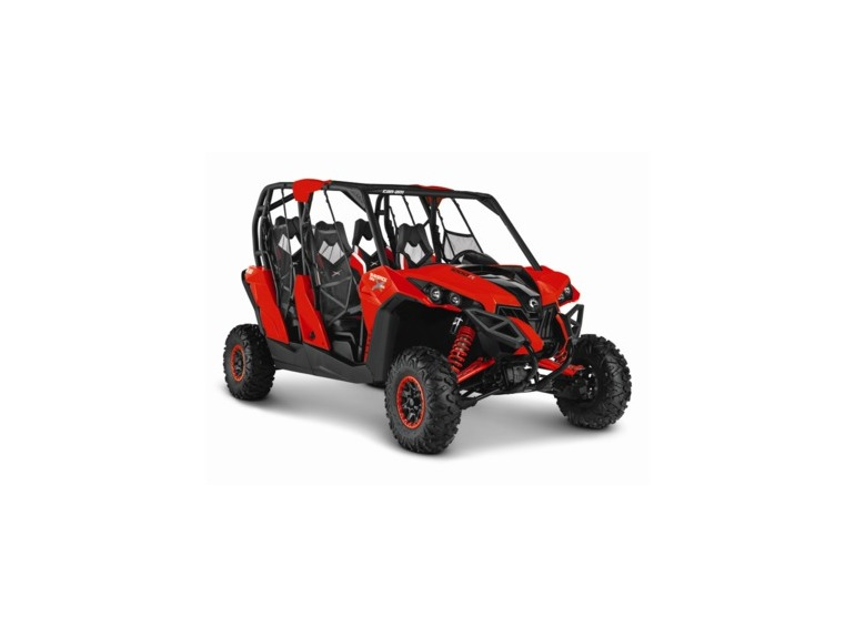 2014 Can-Am Maverick MAX X rs DPS 1000R Can-Am Red