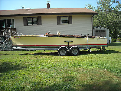 1929 Chris Craft 26 Foot Runabout