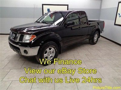 Nissan : Frontier SE King Cab 4WD 08 frontier king cab se 5 speed 4.0 v 6 clean trade in we finance texas