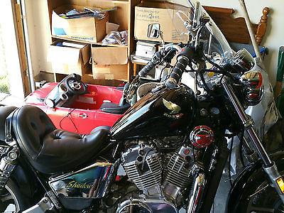 Honda : Shadow 1986 honda shadow 700 cc motorcyle