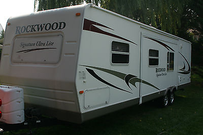Rockwood Travel Trailer RV Camper