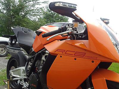 KTM : Other 2008 ktm rc 8