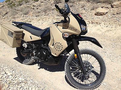 Kawasaki : KLR 2013 klr 650