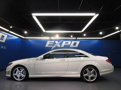 Mercedes-Benz : CL-Class CL65 AMG Mercedes-Benz CL65 AMG Night Vision Distronic Keyless Go Nav Cam Cooled Seats