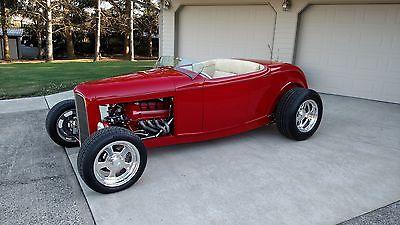 Ford : Other Roadster 1932 ford roadster hiboy custom hi boy riddler car