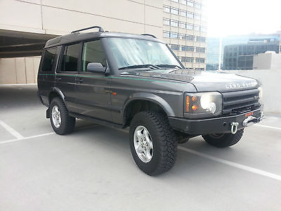 Land Rover : Discovery SE7 Sport Utility 4-Door 2003 land rover discovery se 7 sport utility 4 door 4.6 l