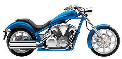 Honda : Fury New 2012 HONDA FURY