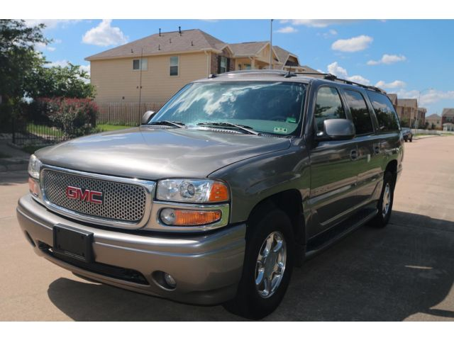 GMC : Yukon 4dr 1500 4WD 2005 gmc denali xl awd navigation dvd 1 tx owner rust free
