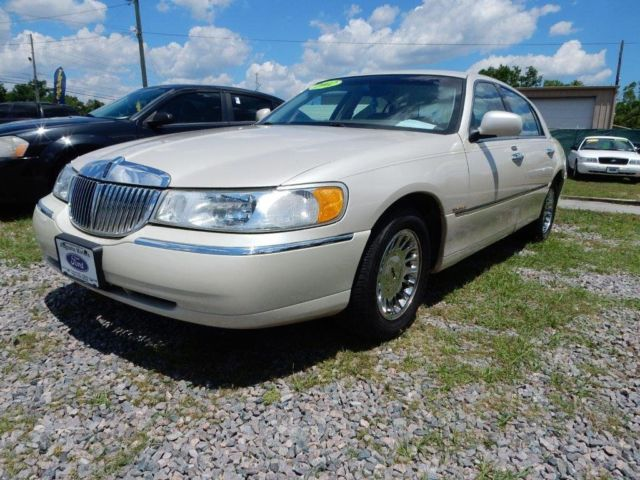 Lincoln Town Car Cartier Cars For Sale In Georgia
