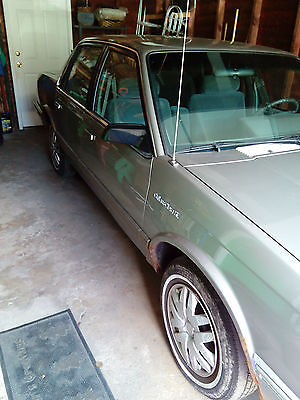 Oldsmobile : Ciera 95 olds cutless ciera low miles