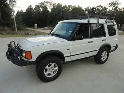 Land Rover : Discovery II SE 2001 land rover discovery series ii se sport utility 4 door 4.0 l