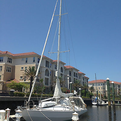 2002 49 Foot Custom Sailboat with Updated Photos