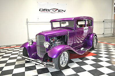 Ford : Model A Street Rod All Steel Model A Street Rod Awesome build AC AT PW  Ready for Hot August Nights