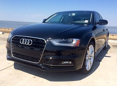 Audi : A4 SLine Great A4 for sale!!! Low Mileage, Excellent Condition, with SLine Package!
