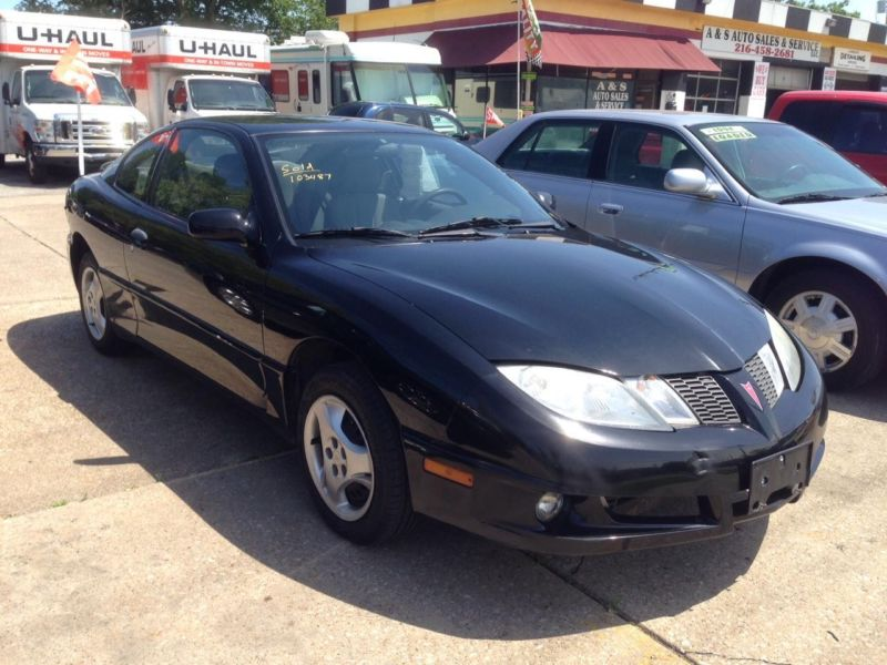 Buy Here Pay Here Cleveland Ohio >> Pontiac Sunfire 2005 Cars for sale