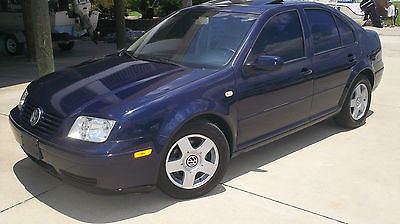 Volkswagen : Jetta TDI Sedan 4-Door 2000 jetta tdi manual low miles no accidents fl az car no rust nice
