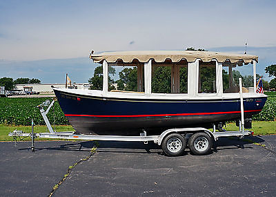 2005 Duffy Cruiser 21 Foot Electric Boat